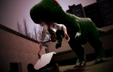 Toy Dinosaur For Garry's Mod Image 2