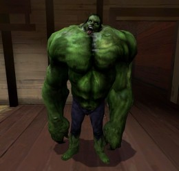 L4D Tank Green Hulk (Hexed) For Garry's Mod Image 1