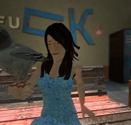 alive_emily_nh2.zip For Garry's Mod Image 1
