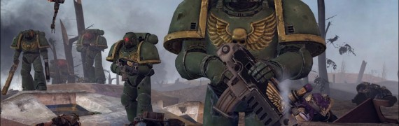 Space Marine - Update 1