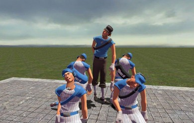tf2_scout_baseball_bill_sports For Garry's Mod Image 2