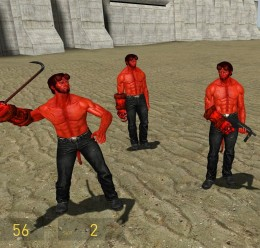 hellboy.zip For Garry's Mod Image 3