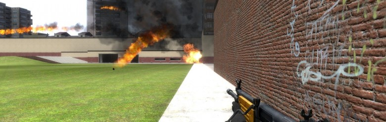 Zoeys CSS Weapons Sub Version  For Garry's Mod Image 1