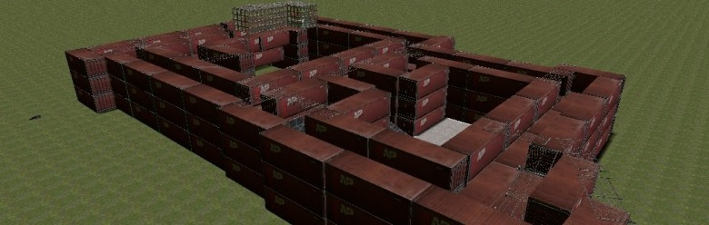 small_fortress.zip For Garry's Mod Image 1