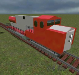BNSF Train For Garry's Mod Image 1