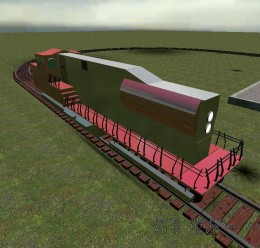 BNSF Train For Garry's Mod Image 2