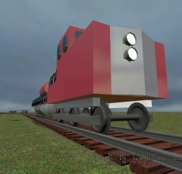 BNSF Train For Garry's Mod Image 3