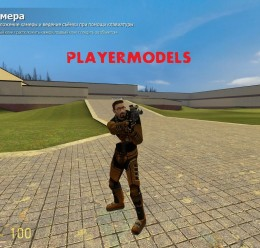 Freeman NPC's and Playermodels For Garry's Mod Image 1