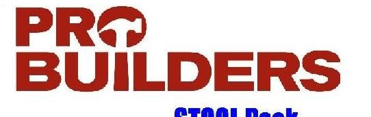 ProBuilders Stool Pack