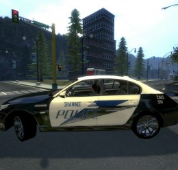 bmw_shawnee_kansas_police_car_ For Garry's Mod Image 1