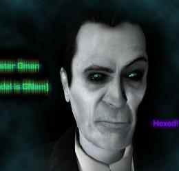 Sinister GMan (Hexed!) For Garry's Mod Image 1