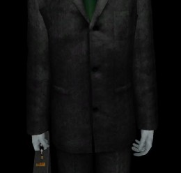 Sinister GMan (Hexed!) For Garry's Mod Image 2