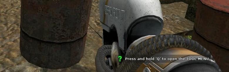 Gravity Gun Skin For Garry's Mod Image 1