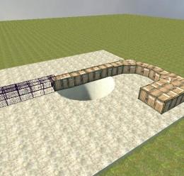 me_laboratory_(flatgrass).zip For Garry's Mod Image 1