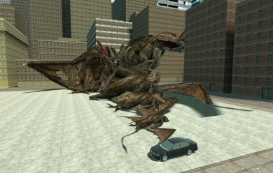saskiadragon.zip For Garry's Mod Image 2