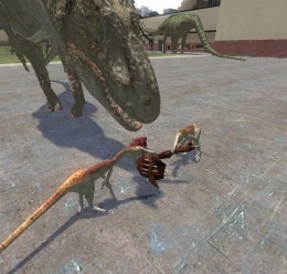 DINO WORLD V2.zip For Garry's Mod Image 3