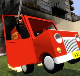 postman_pat_van.zip For Garry's Mod Image 2