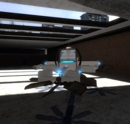 portal_hover_fighter.zip For Garry's Mod Image 1