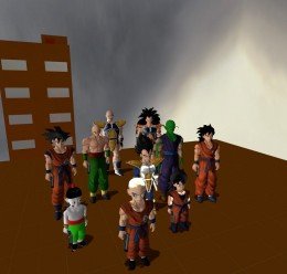 dbz.zip For Garry's Mod Image 1