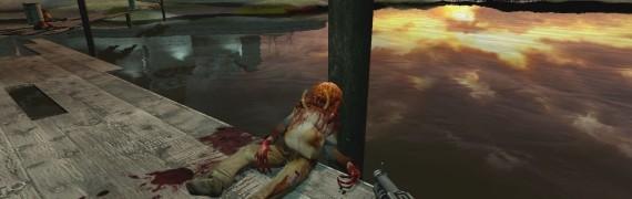 Half-Life 2 Alpha Zombie
