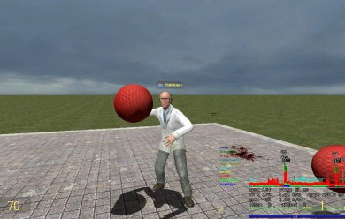 dodgeball For Garry's Mod Image 1