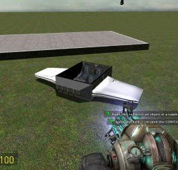 darkdemonace's_plane.zip For Garry's Mod Image 1