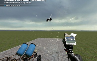 Cannon 1.3 For Garry's Mod Image 2