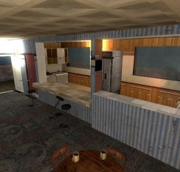 gm_housefinished_night(final). For Garry's Mod Image 1