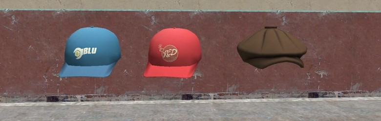 baseball_hat_hex.zip For Garry's Mod Image 1