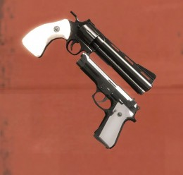spy m9 revolver hexed swep For Garry's Mod Image 1