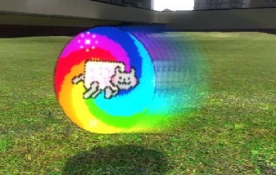 NyanBall For Garry's Mod Image 2
