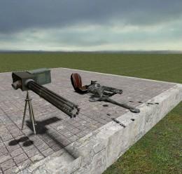 Miniguns.zip For Garry's Mod Image 1