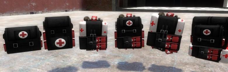 FO3 Custom Medic Backpacks For Garry's Mod Image 1