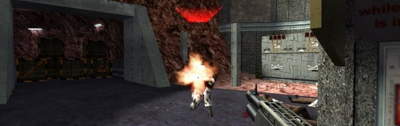 Black mesa music for half life