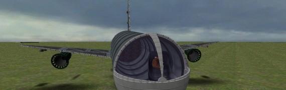 realistic_landing_plane.zip