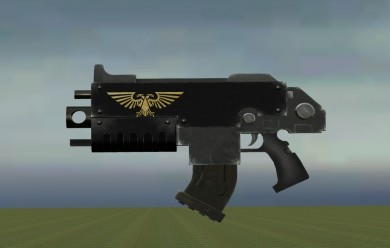 boltgun.zip For Garry's Mod Image 1