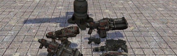 GoW Weapons