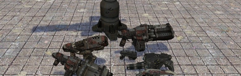 GoW Weapons For Garry's Mod Image 1