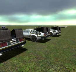 bttf_pack_cars.zip For Garry's Mod Image 2