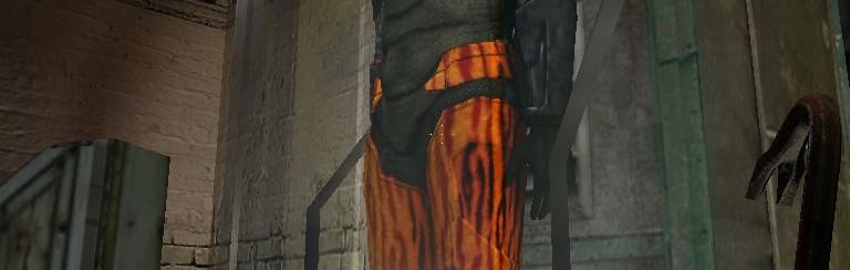 leopard_skin_hev_suit.zip For Garry's Mod Image 1