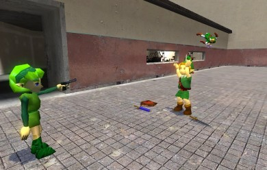 zelda_content.zip For Garry's Mod Image 2