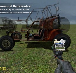 two_seat_jeep.zip For Garry's Mod Image 1