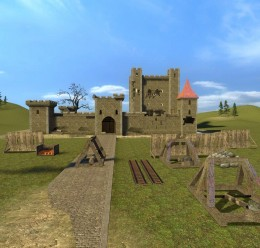 gm_castlesiege_v2 For Garry's Mod Image 1