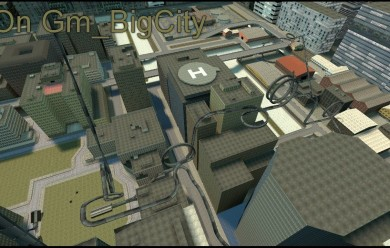 The Bigcity - RollerCoaster For Garry's Mod Image 2