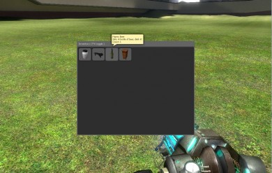 Inventory Addon 2.1 For Garry's Mod Image 1