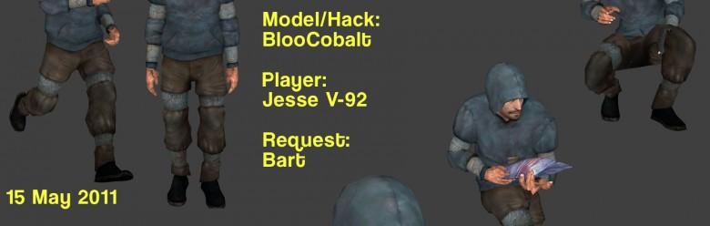 human_hunter_playermodel.zip For Garry's Mod Image 1