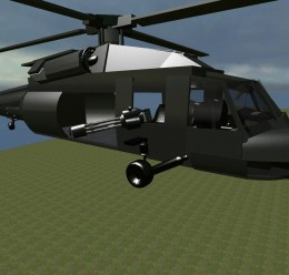 MINIGUN BLACKHAWK by Derka.zip For Garry's Mod Image 1