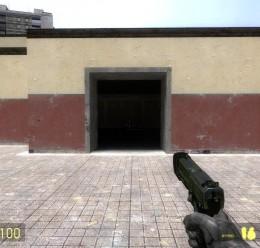 black_pistol.zip For Garry's Mod Image 1