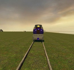 train_with_hydraulics.zip For Garry's Mod Image 2