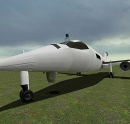 Posh Jet By Anthony ABC.zip For Garry's Mod Image 1
